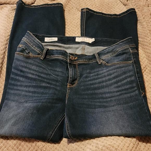 Torrid women's jeans